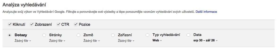 Webamster tools