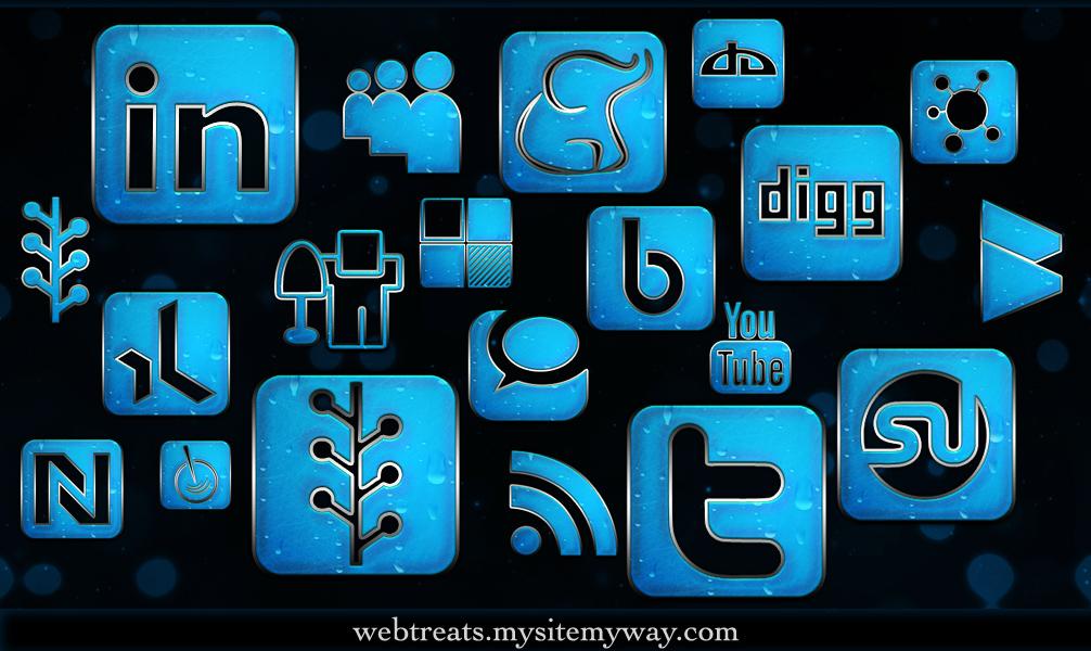 Sociální sítě – Social Media