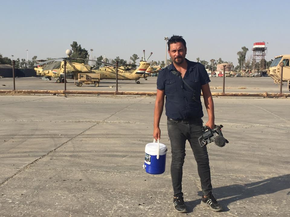 Radan Sprongl: Mosul vypadá jako kdysi Stalingrad, nedá se tam moc žít